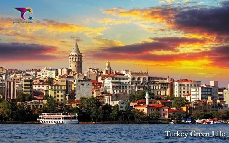 شرایط تمدید اقامت توریستی ترکیه 2021