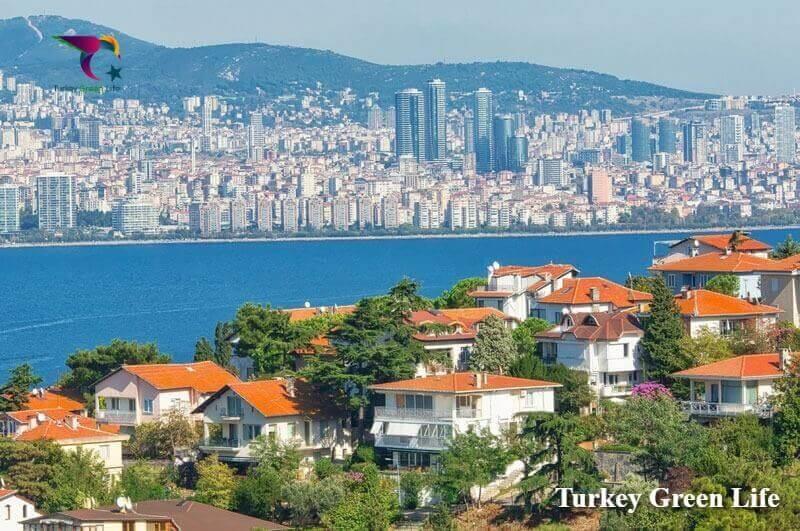 قانون جدید اقامت توریستی ترکیه برای متقاضیان اقامت در شهر استانبول
